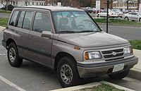 Suzuki Escudo thumbnail