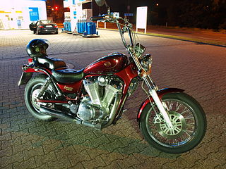 Suzuki Intruder Handle Bars