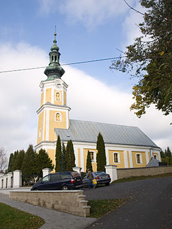 St. Barbara church