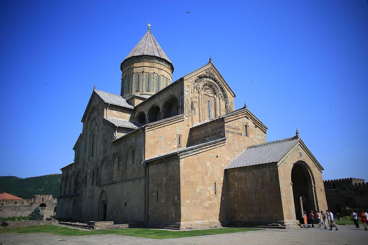 Svetitskhoveli Church