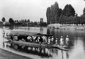 Kali the Mother (poem) - Swami Vivekananda in a Houseboat in Kashmir in 1898