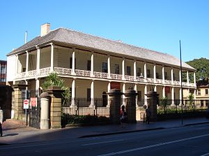Sydney Living Museums - Image: Sydney Mint