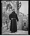 Syria-St Jean d'Acre- A Franciscan father.jpg