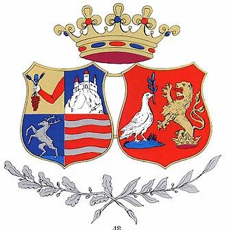 Szilágy County - Image: Szilagy coatofarms