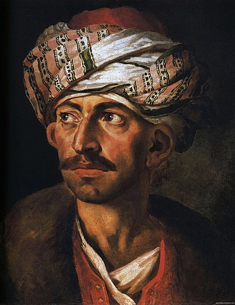 File:Tête doriental (T. Géricault) (4609425281).jpg