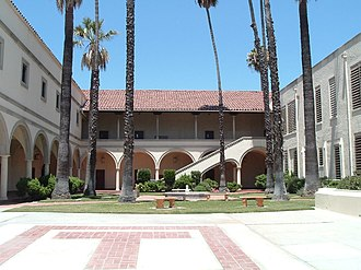 Beverly Hills, 90210 - Torrance High School was used as a primary filming location for the fictional West Beverly High School.