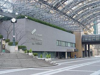 TV Asahi - TV Asahi's annexe at Ark Hills, not far from its headquarters