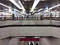 TW 台北市 Taipei 松山區 SongShan District 台北捷運 MRT Station interior August 2019 SSG 12.jpg