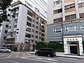 TW 台北市 Taipei 松山區 SongShan District 敦化北路 Dunhua North Road 南京北路 Nanjing South Road August 2019 SSG 55.jpg