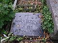 Tablica na grobie Karola Bunscha.jpg