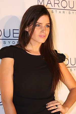 Tahnee Atkinson - Image: Tahnee Atkinson March 2012 (2)