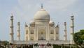 Taj Mahal - South Facade - Agra 2014-05-14 3762-3764 Archive.TIF