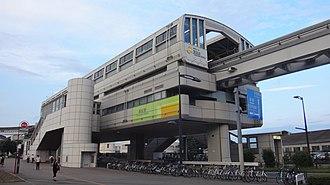 Takamatsu Station (Tokyo) - Takamatsu Station in August 2016
