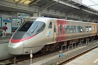 Shikoku Railway Company - Image: Takamatsu Station Train M3766