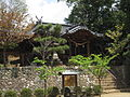 Takano-jinja (takanohongou) haiden.JPG