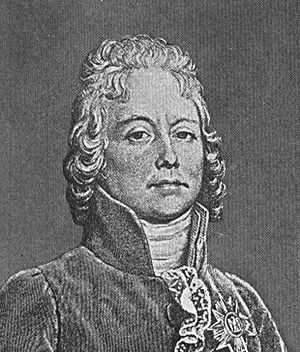 French diplomat Charles Maurice de Talleyrand-...
