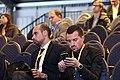 Tallinn Digital Summit press presentation- Intro to the agenda of the Tallinn Digital Summit (37320557836).jpg