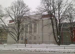 Raua - Image: Tallinna 21. Keskkool