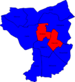 Tamworth 2006 election map.png