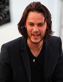 Fotograma de l'actor Taylor Kitsch l'abril del 2009