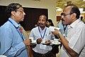 Tea Break Discussion - VMPME Workshop - Science City - Kolkata 2015-07-15 8709.JPG