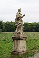 Socha svatého Vendelína
