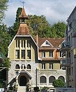 Temple protestant d'Aix-les-Bains