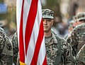 Tennessee Army National Guard participates in the Ukrainian Independence Day parade Aug. 24, 2018 (29366942997).jpg