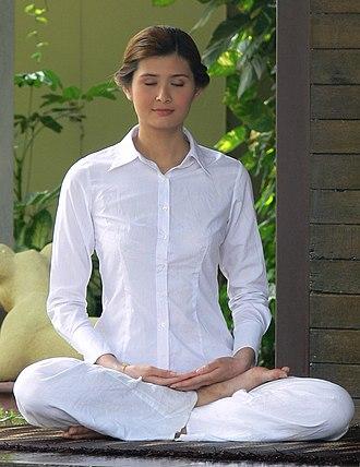 Dhammakaya meditation - Newell