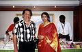 Thakur Doultani with Kavita Krishnamurthy.jpg