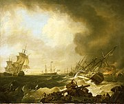 The-battle-of-quiberon-bay-12-november-1759-the-day-after