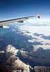 The Alps, view from aircraft - Slovenia - panoramio.jpg
