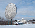 The Big Nickel at Science North.jpg