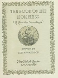 The Book of the Homeless (New York, Charles Scribner's Sons, 1916).djvu
