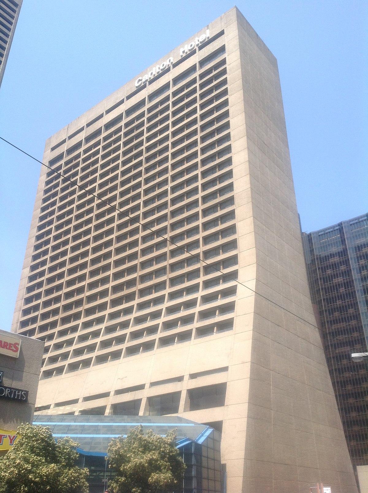 Carlton Hotel Johannesburg Wikipedia