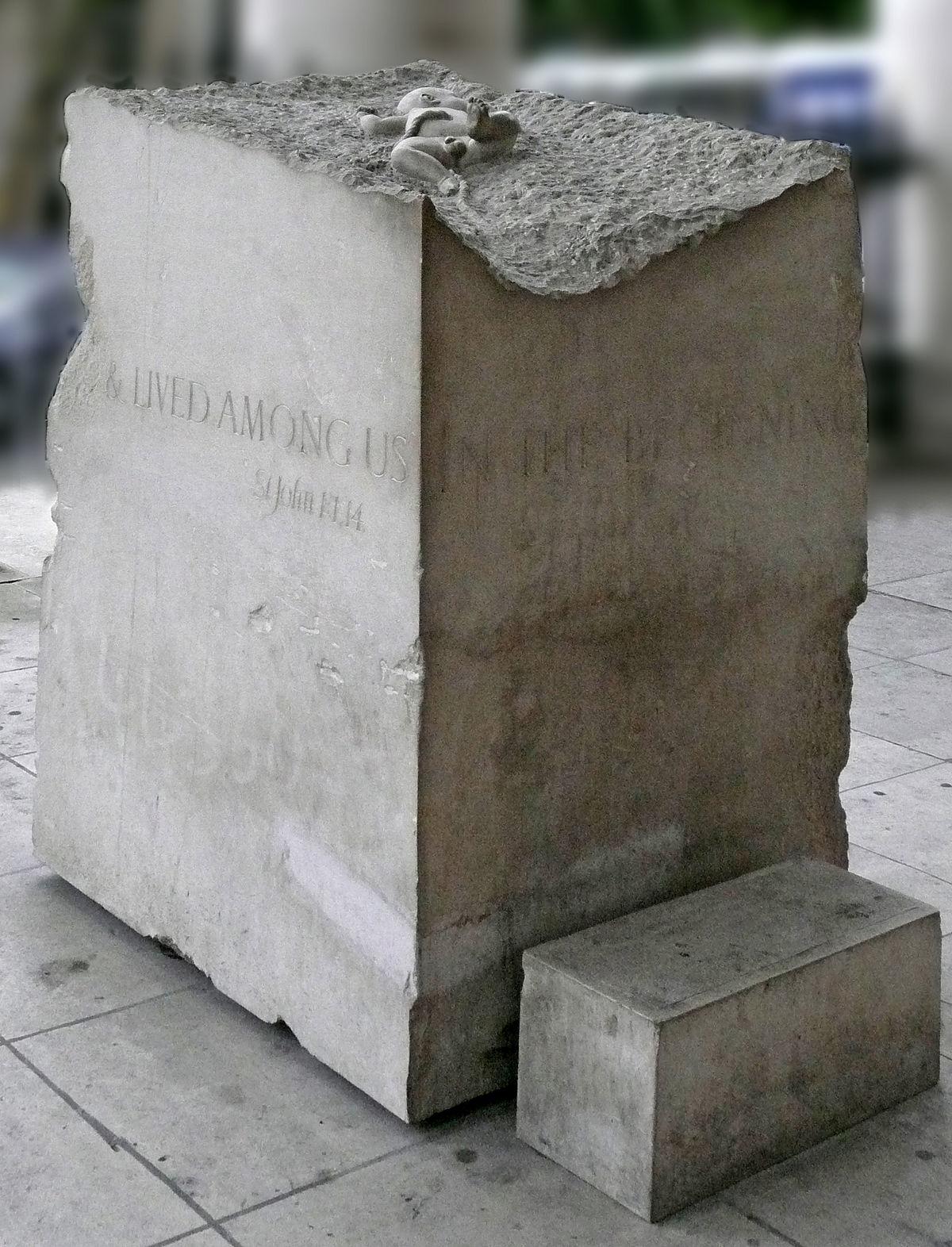 Christ Child Sculpture Wikipedia