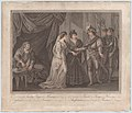 The Conclusion of the Treaty of Troye, Where Henry the V, King of England, Receives the Princess of France in Marriage MET DP860138.jpg