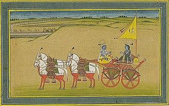 Gita Jayanti - The Delivery of the Bhagavad Gita