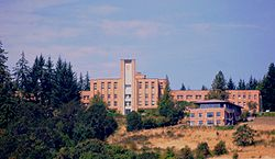 The Delphian School in Sheridan, Oregon.JPG