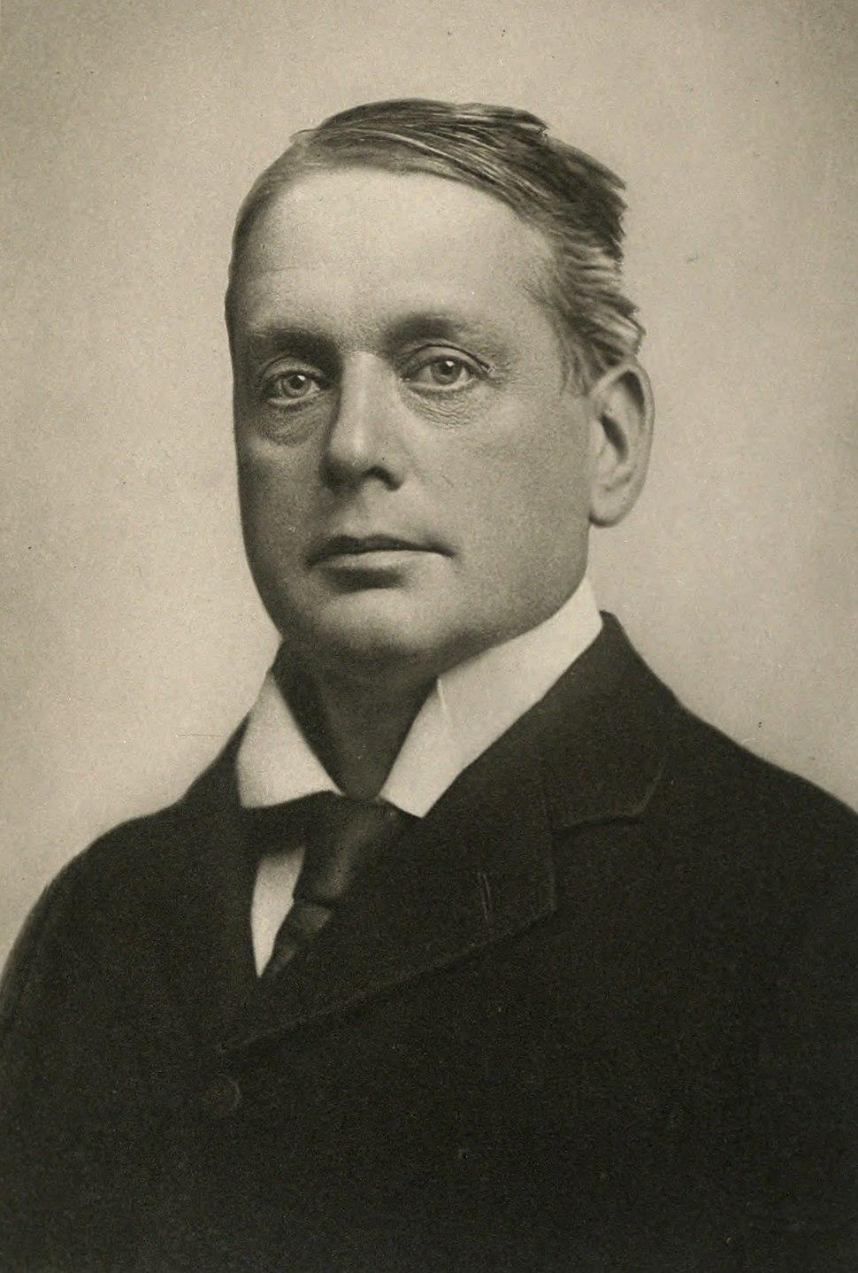 The Earl of Rosebery