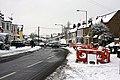 The Lane in Winter - geograph.org.uk - 1144042.jpg