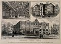 The London Hospital, Whitechapel; the medical college and nu Wellcome V0013772.jpg