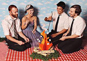 The Octopus Project - The Octopus Project (Ryan Figg, Yvonne Lambert, Toto Miranda, Josh Lambert)