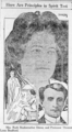 The Ogden Standard-Examiner - Ruth Starkweather Doran and Professor Thomas Lynn Bradford - 21 February 1921.png