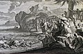 The Phillip Medhurst Picture Torah 388. The song of Moses. Exodus cap 15 vv 1-19. Mortier.jpg