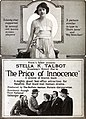 The Price of Innocence (1919) - Ad 3.jpg