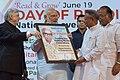 The Prime Minister, Shri Narendra Modi at the launch of the PN Panicker Reading Day - Reading Month Celebration, in Kerala.jpg
