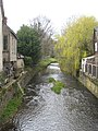 The River Strat in Stratton - geograph.org.uk - 1801257.jpg