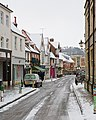 The Square after snow, Winchester - geograph.org.uk - 1146180.jpg