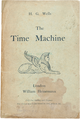 The Time Machine – Frontpage Heinemann.png